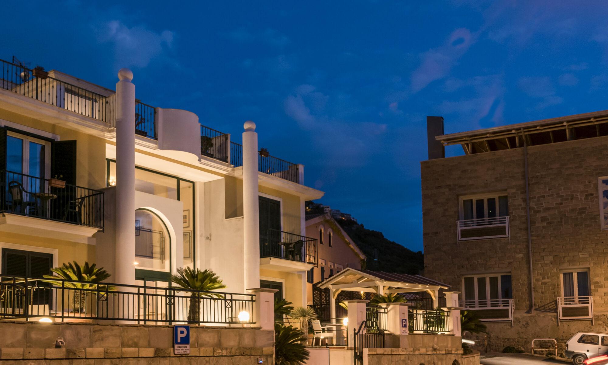 Depandance Hotel Miramare  U2013 Hotel Villa Sirio